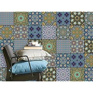 Sticker Für Fliesen | Fliesen Mosaik Folie   Selbstklebende Wandaufkleber  Zum Fliesen überkleben In Küche