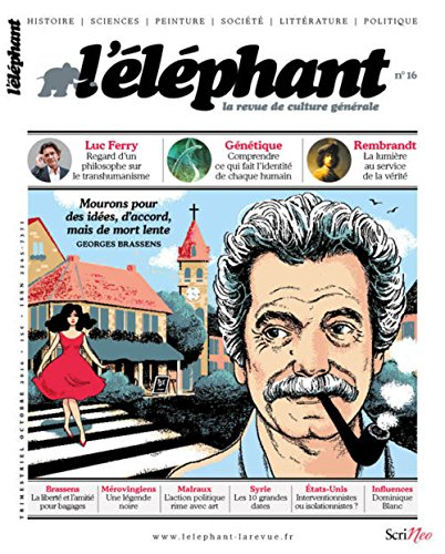 L'éléphant : La revue 16 (16)