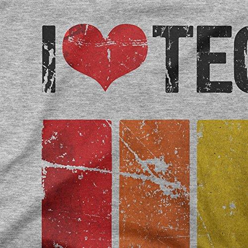 BLAK TEE -  T-shirt - Donna Grey
