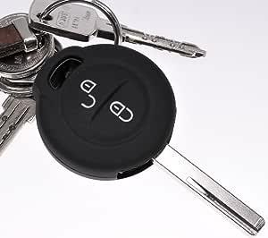 Soft Case Schutz Hülle Auto Schlüssel Schwarz Für Elektronik