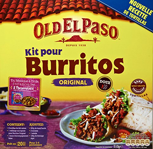old-el-paso-kit-pour-burrito-510-g-lot-de-10
