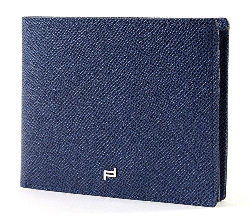 PORSCHE DESIGN French Classic 3.0 Billfold H10 Blue
