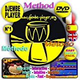 Djembé Player méthode DVD Djembe Player, le professeur de djembe à domicile