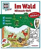 Mitmach-Heft Im Wald (Was ist was Junior)