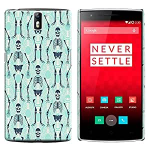 Theskinmantra Hanger Dance Back cover for One Plus One