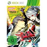 Persona 4 Arena (Inklusive Soundtrack + Bonus - Inhalte) - [Xbox 360]