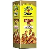 Dabur Badam Tail : 100% Pure | Sweet Almond Oil| Rich in Vitamin -E for Healthy Skin , Hair and Body -50ml