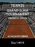 Tennis: Roland Garros - Day 1