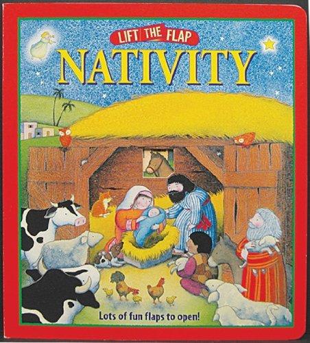 Lift-the-Flap Nativity by Allia Zobel-Nolan (2002-07-01)