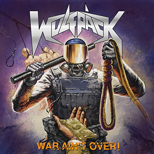 War Ain't over!
