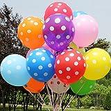 Jaz Deals Multi Colour Polka Dots Balloo...