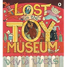 Lost in the Toy Museum: An Adventure