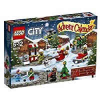 LEGO CITY CALENDARIO DELL'AVVENTO 60133