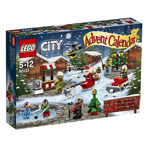 LEGO - 60133 - City - Jeu de Construction - Calendrier de l'Avent