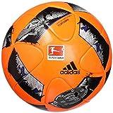 adidas DFL Winter Fußball, Solar Orange/Blue/Black, 5