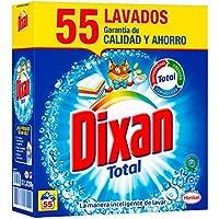 Dixan Detergente en Polvo - 55 lavados (3,25 Kg)