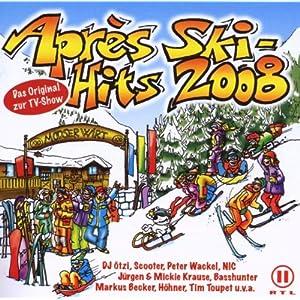 61h0SV1QOzL. SS300  - Apres Ski Hits 2008