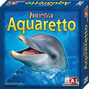 """Abacus Spiele Aba03081""""Zooloretto Aquaretto"""" Jeu"""