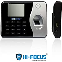 HI-FOCUS Biometric Fingerprint Attendance System - HF-R5