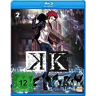 K - Episode 06-09 [Blu-ray]