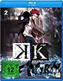K - Episode 06-09 [Blu-ray]