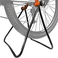 Pied de Réparation Vélo Support Stand, Pied d'atelier vélo, pour vélo, Bicyclette stationnement Racks Porte