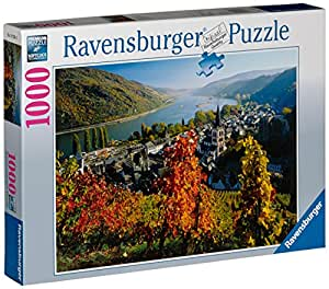 Ravensburger On The River Rhine Puzzle (1000 Pieces)