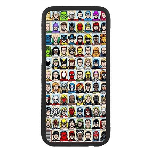 Funda carcasa para móvil super heroes marvel...