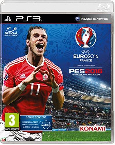 UEFA Euro 2016/Pro Evolution Soccer per Playstation 3