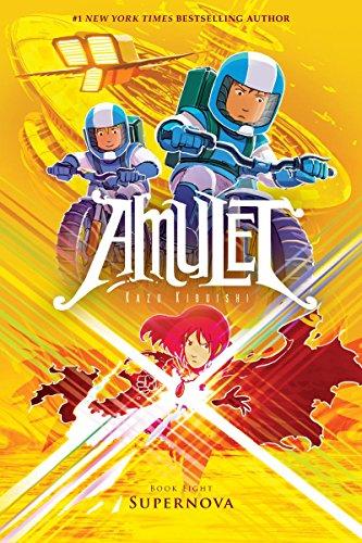 Amulet #8: Supernova (Library Edition)