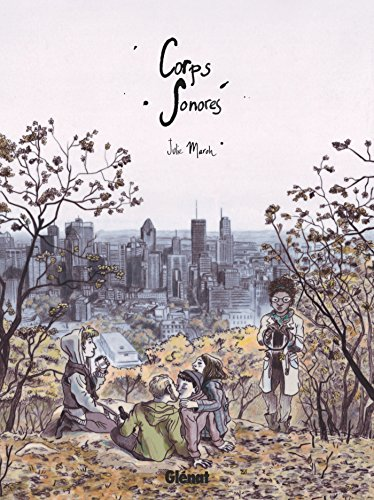 Corps Sonores (Hors Collection) por Julie Maroh