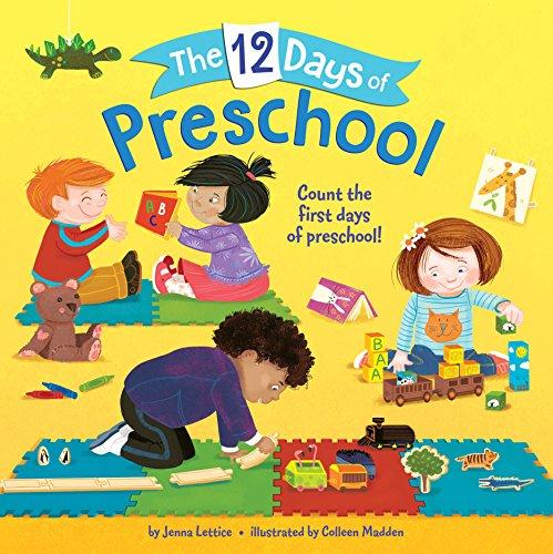 The 12 Days Of Preschool por Jenna Lettice