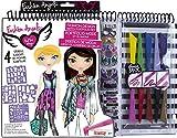 Lansay - 11702 - Loisirs cratifs - Fashion Angels - Portfolio Mode Et Glamour