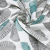 GWELL Tischdecke Eckig Abwaschbar Oxford Tischtuch Pflegeleicht Schmutzabweisend Farbe & Größe wählbar Muster-C 140 * 180cm - 5
