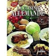 Cuisine allemande - Hardcover (PiBoox Culinaria - Hardcover)