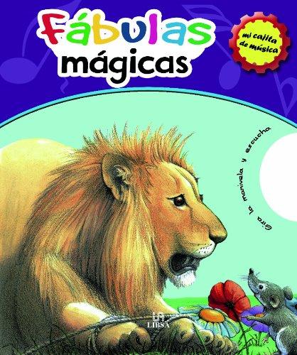 Fábulas Mágicas (Mi Cajita de Música) por Equipo Editorial