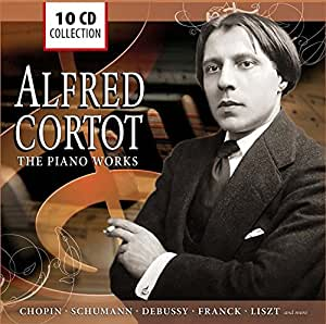 A. Cortot / the Piano Works