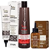 Energy Kit seliar Therapy® Echos Line Detox Treatment + Shampoo + Active Lotion
