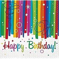 Rainbow Ribbon Birthday Party Supplies