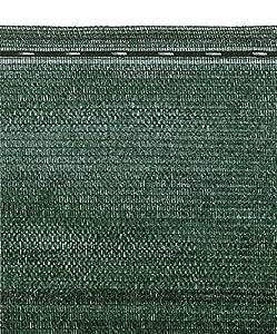 Rete Ombra Full verde dimensioni 2x5, colore verde