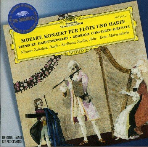 The Originals - Konzert für Flöte und Harfe