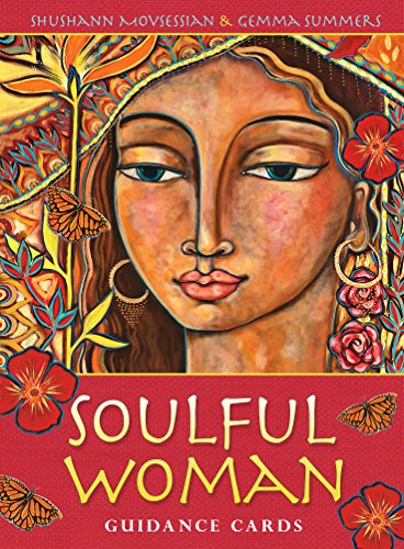 Soulful Woman Guidance Cards: Nurturance, Empowerment & Inspiration for the Feminine Soul por Shushann Movsessian