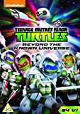 Teenage Mutant Ninja Turtles: Beyond the Known Universe [DVD] [2014] UK-Import, Sprache-Englisch.