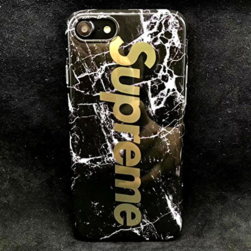Coque iPhone 6/ iPhone 6S,Manyip Coque Protection complète en cerclage à 360 °,La nouvelle main glissante Coque pour iPhone 6/ iPhone 6S,Simulation de marbre A