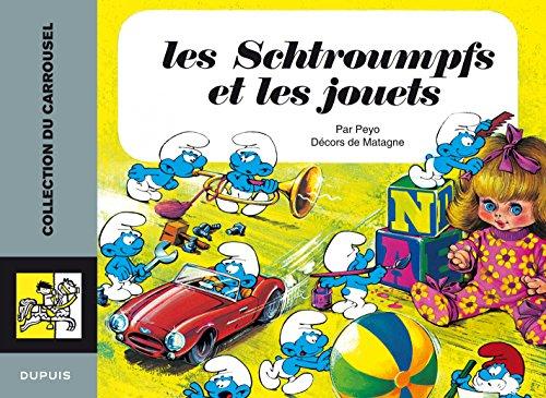 Carrousel - tome 2 - Carrousel 10:les schtroumpfs et les jouets