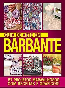 Guia de Arte em Barbante (Portuguese Edition) di [Editora, On Line]