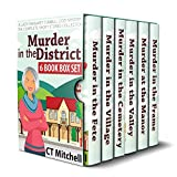 Murder in the District: Lady Margaret Turnbull Cozy Mysteries: The Complete Collectio...