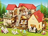 Sylvanian Families 5242 Starter Haus, Blisterpackung, 29 x 21,5 x 28,5 cm - 6