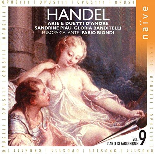 Haendel - Arie e Duetti d'Amore
