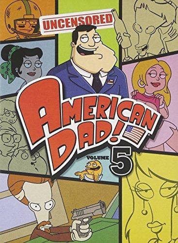 American Dad Vol. 5 by Seth MacFarlane